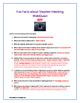 Fun Facts about Stephen Hawking - WebQuest / Internet Scav