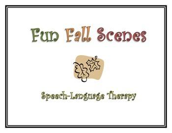 Fun Fall Scenes
