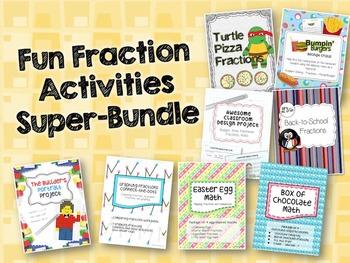 Fun Fractions Super-Bundle