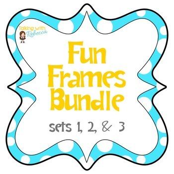 Fun Frames Bundle