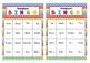 Fun Homophone Bingo with 132 Homophone Words & Sentence Examples