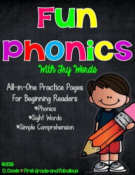 Fun Phonics with Fry Words