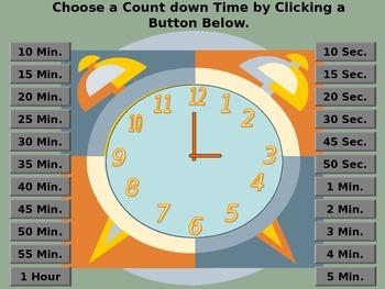Fun PowerPoint Timer!!