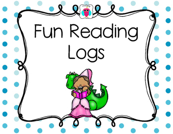 Fun Reading Logs
