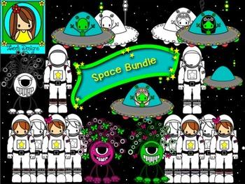 Fun Space Bundle - Astronomy- Science