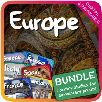 Fun Stuff Bundle (France, Germany, Greece, Italy, Russia & Spain)