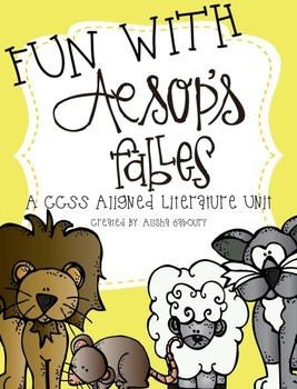 Fun With Aesop's Fables