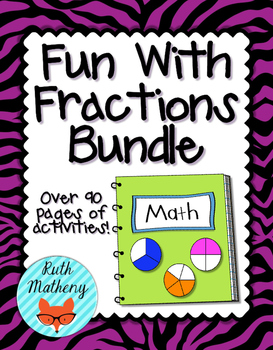 Fun With Fractions Bundle