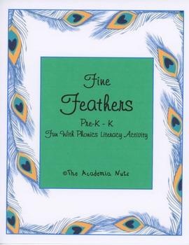Fine Feathers Literacy Activity