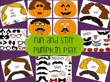 Fun and Silly Pumpkin Play