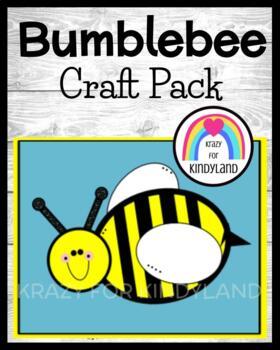 Bug / Summer Craft: Bumblebee