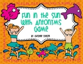 Fun in the Sun with Antonyms! Game