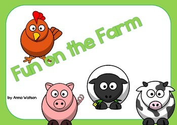 Fun on the Farm - Freebie