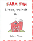 Fun on the Farm Literacy and Math Unit