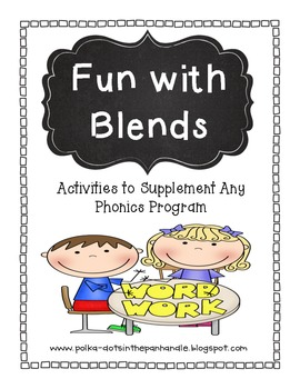 Fun with Blends