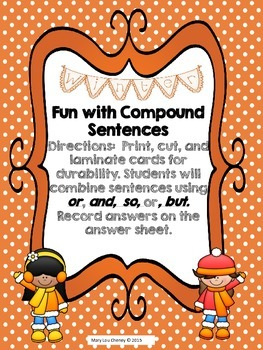 Fun with Compound Sentences