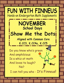 Fun with Finneus November Show Me the Dots