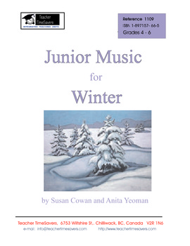 Fun with Music: Junior Music for Winter