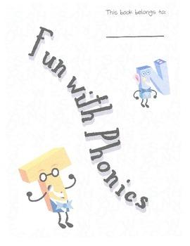 Fun with Phonics ABC Activities Workbook
