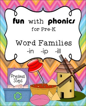 Phonics Word Families