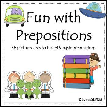 Fun with Prepositions