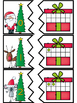 Fun with Presents Ten Frames Puzzles & Playdoh Math Centers