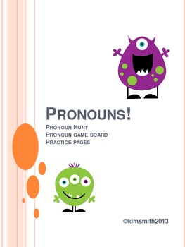 Fun with Pronouns!