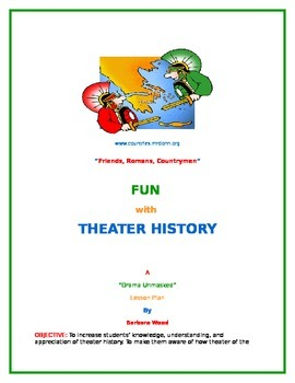 """""""Fun with Theater History"""""""