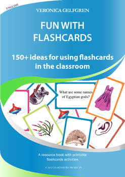 Fun with flash cards in the classroom