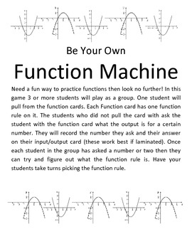 Function Game