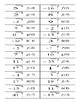 Function Notation Dominoes - PP