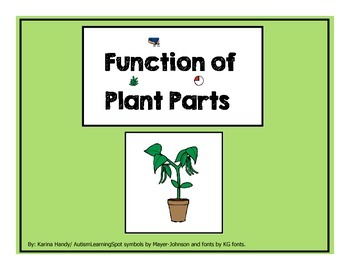 Function of Plant Parts