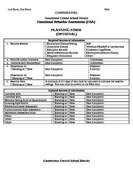 functional behavior assessment worksheet free worksheets library download and print worksheets. Black Bedroom Furniture Sets. Home Design Ideas