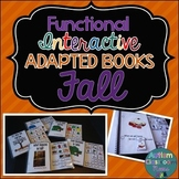 Functional Interactive Adapted Books for Fall*Autism*Speci