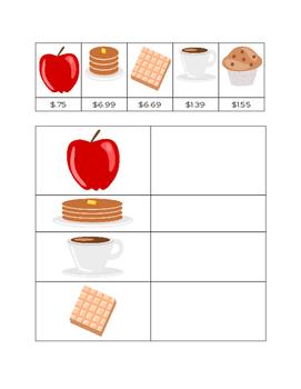 Functional Money Lesson