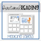 Functional Reading: Medicine Labels