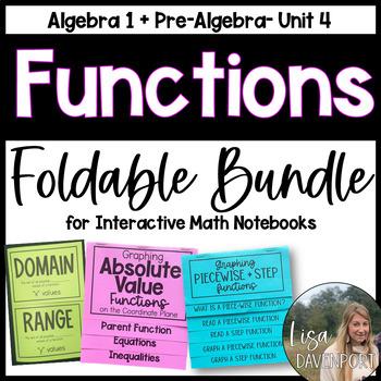 Functions (Foldable Bundle)
