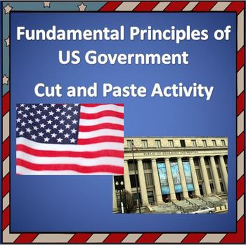 Principles of U.S. Government Cut and Paste Matching - Ins