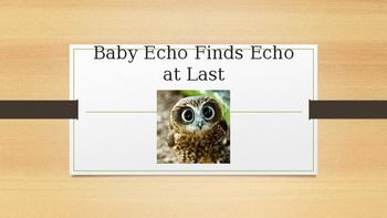Fundations Kindergarten - Baby Echo Finds Echo at Last