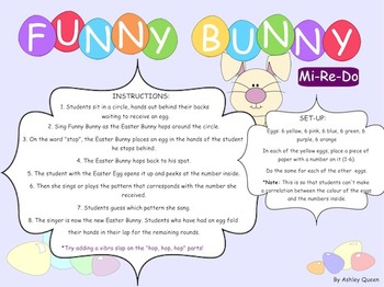 Funny Bunny: 3-Pack Bundle