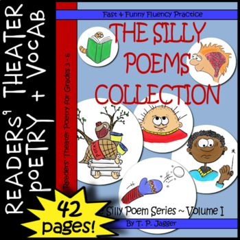 Readers' Theater Poetry: The Silly Poems Collection (grades 3-6)