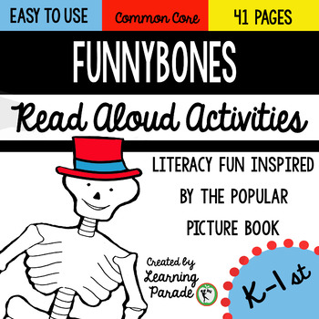 Funnybones: Read Aloud Activities