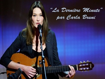 Futur Simple Practice with Music - Carla Bruni