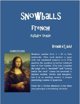 Future Snowballs FRENCH
