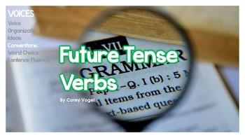 Future Tense Verbs