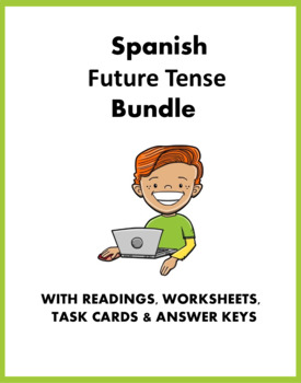 Future and Conditional Spanish Bundle / El futuro y condicional