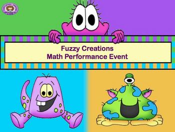 Fuzzy Creatures Math Performance Event