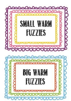 Fuzzy labels