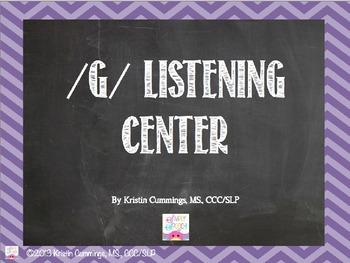 G Listening Center Power Point