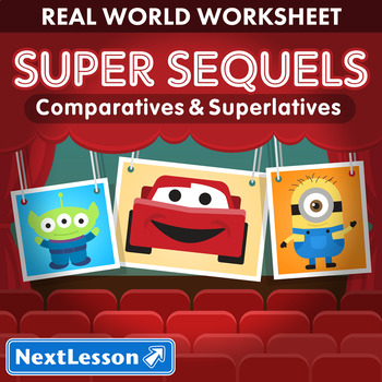 G3 Comparatives & Superlatives - 'Super Sequels' Essential